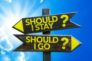 Should I Stay or Should I Go? Know When to Stay or End a Significant Relationship  PART TWO